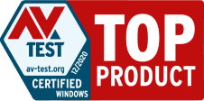 Best Rating for Security Product