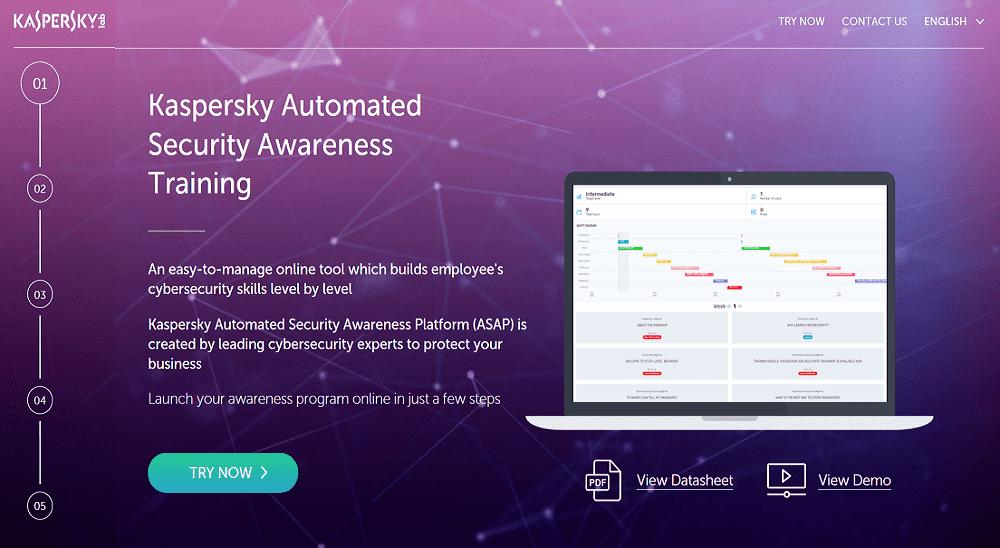 Kaspersky Security Awareness Training | Kaspersky