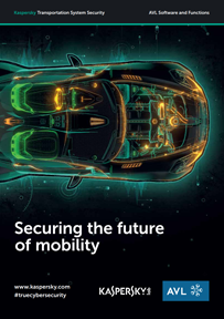 Kaspersky Transportation System Security: Securing the future of mobility