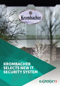 KROMBACHER SELECTS NEW IT SECURITY SYSTEM