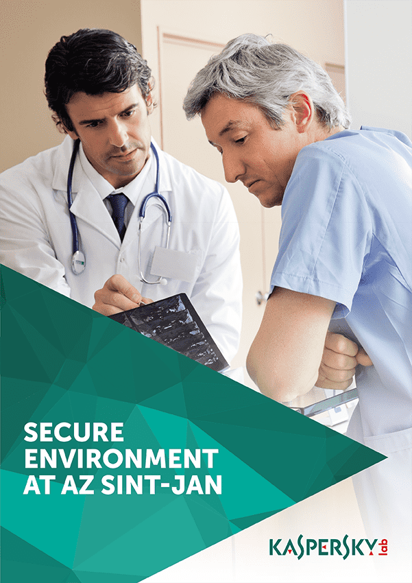 COMPREHENSIVE SECURITY FOR AN INNOVATIVE HEALTHCARE SERVICE